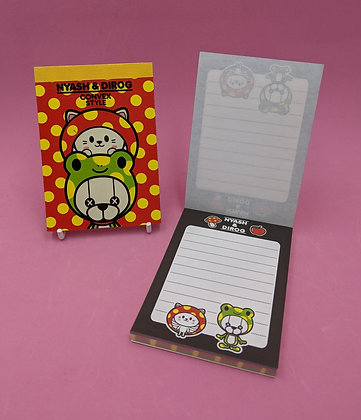 CUTE A7 NOTE PAD