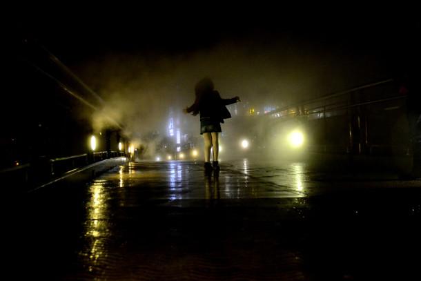 Fujiko Nakaya ~ Fog ~ Bristol