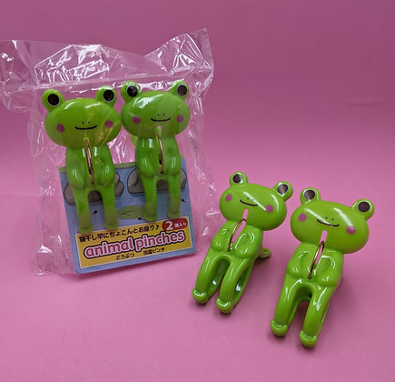 GIANT FROG PEGS