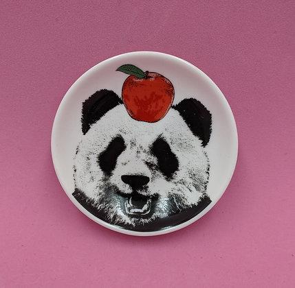 FRUITY PANDA TRINKET PLATE