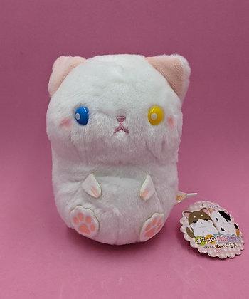 PLUSH PET WHITE CAT