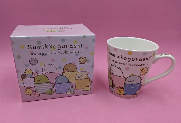 SUMIKKOGURASHI MUG - PINK
