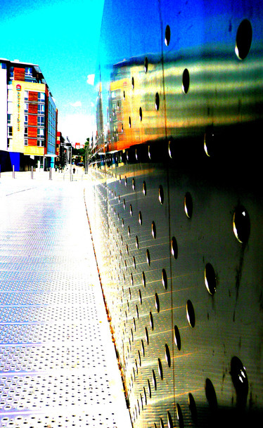 Cheesegrater Bridge ~ Bristol