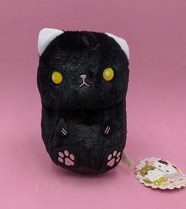 PLUSH PET BLACK CAT
