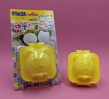 DOREAMON EGG MOULD - YELLOW