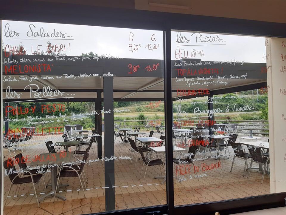 Plus de carte papier ! On utilise nos vitres !