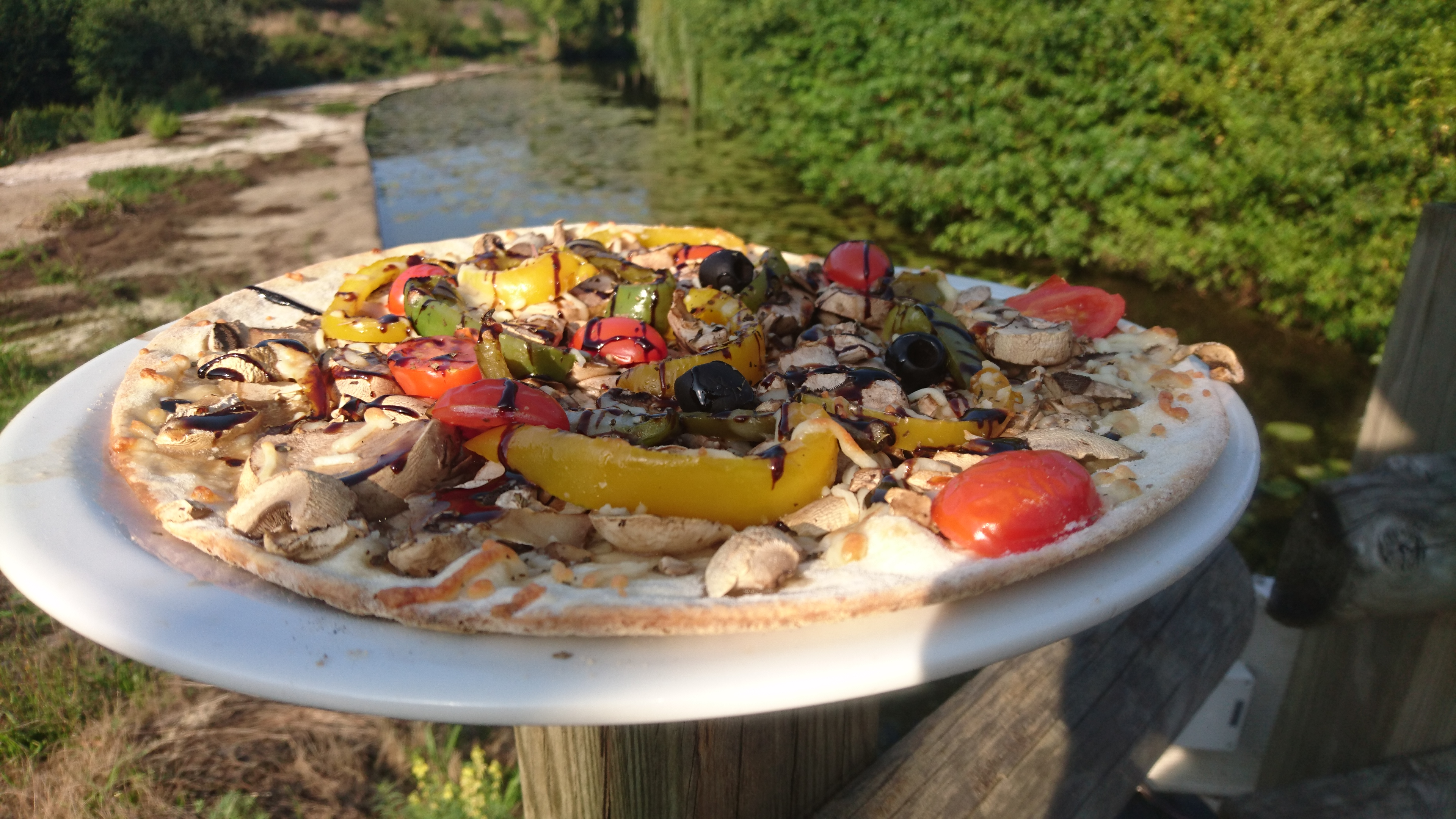Pizza picasso #été2018