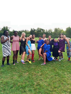 Prom Dress Rugby - August 22nd