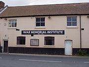 War Memorial Institute