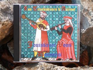 Jouissance vous donnerai - CD des Troubadours d'Aliénor