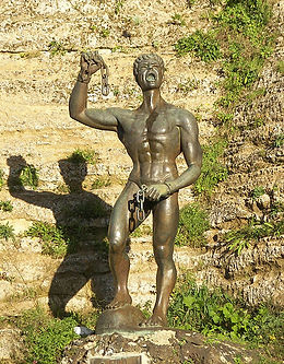 Eunus le syrien magicien et esclave