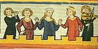 Musique des Troubadours au Moyen Âge