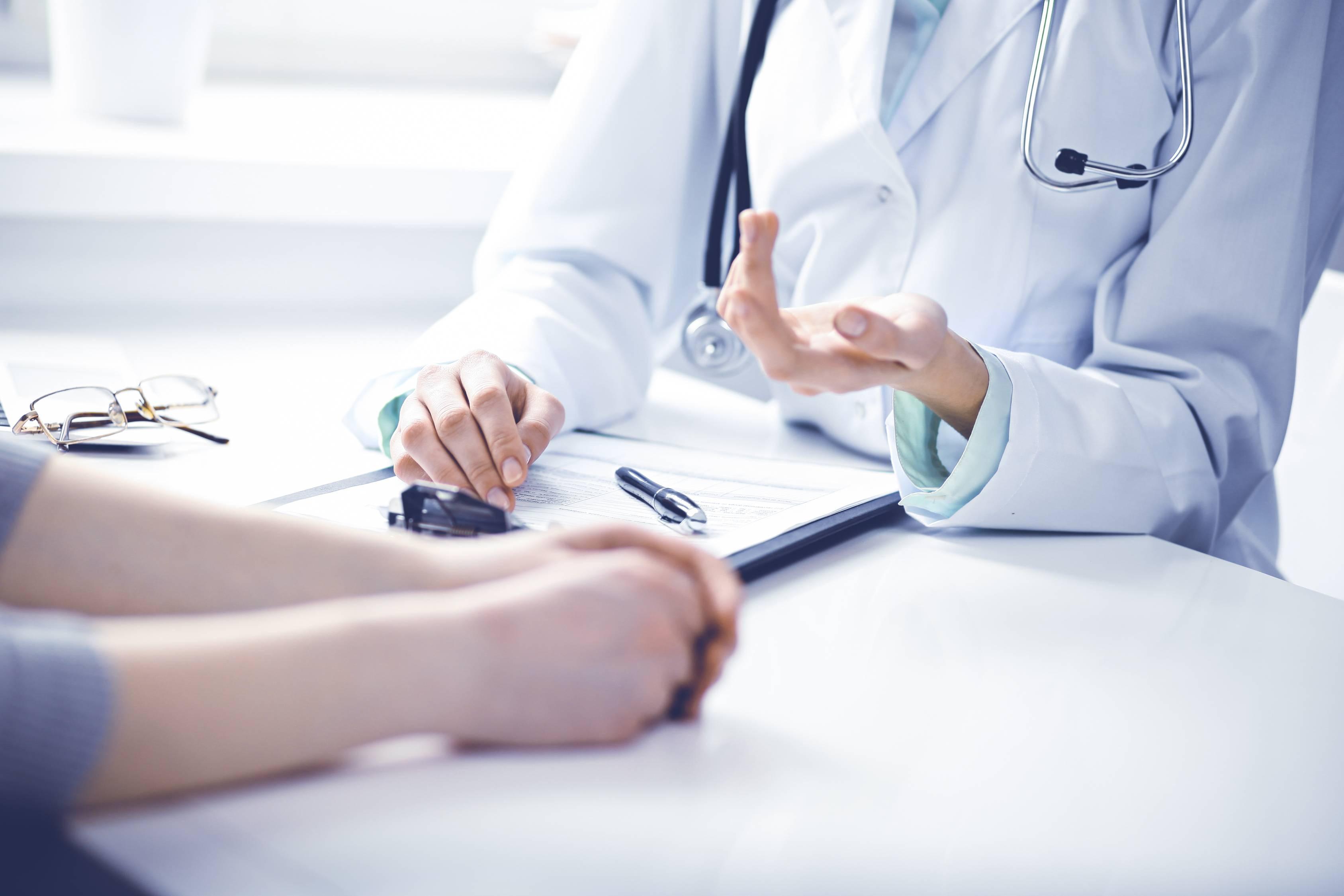 Consulta Médica Presencial