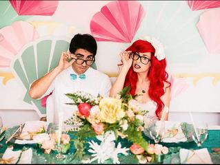 """Quiero mi boda de: """"La Sirenita"""""""