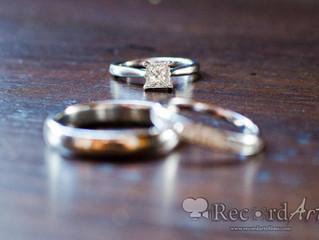 ¿Por qué se da un anillo de matrimonio?