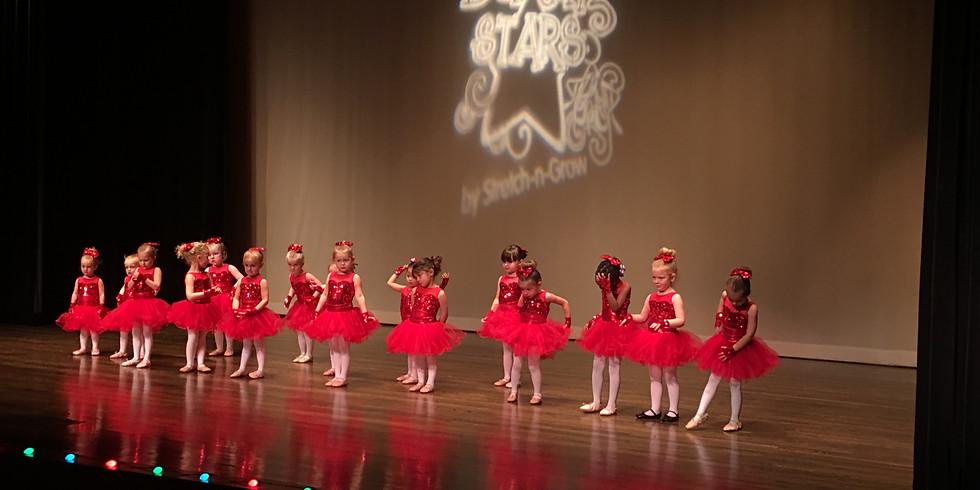 Spring Dance Recital Event