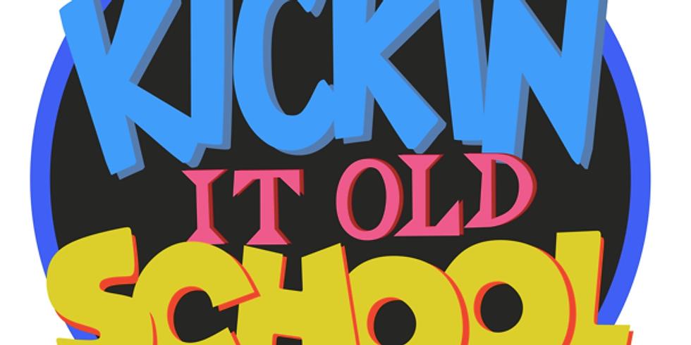 Kickin' It Old School Recital