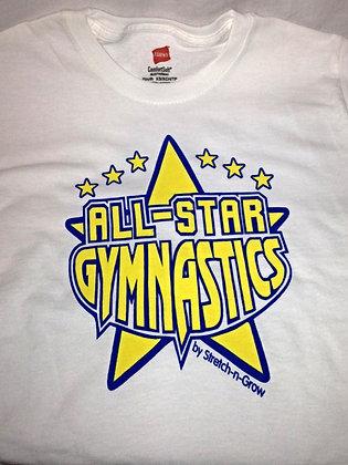 All-Star Gymnastics tshirt