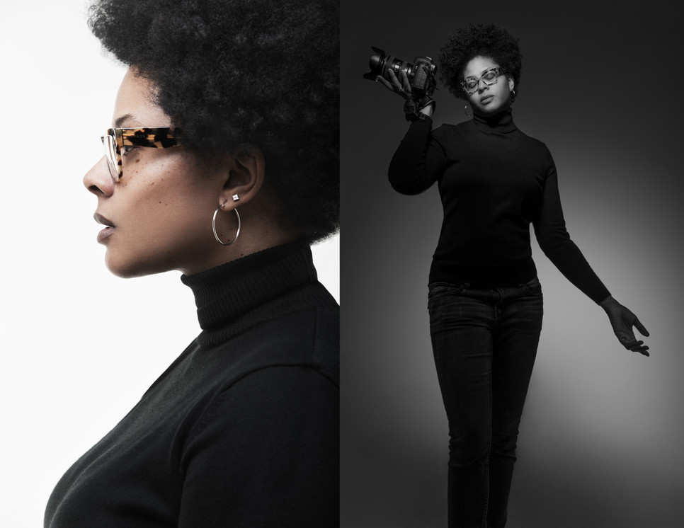 Chicago womens portraits.