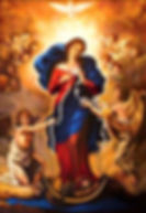 Mary-Undoer-of-Knots-Pope-Francis-Prayer