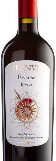 Teanum-Favugne-Montepulciano-Rosso-IGT-pouilles