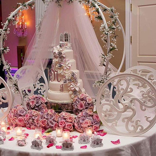 In  Cake Stand