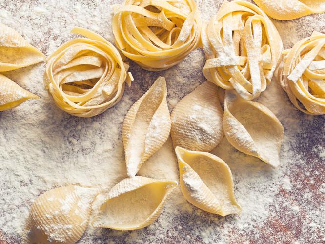 Frische Hausgemachte Pasta