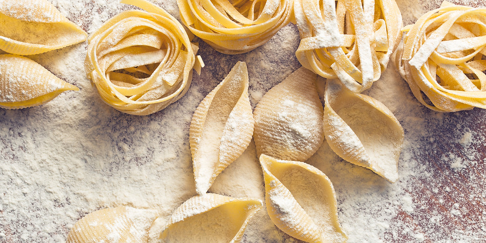 Pre-recorded Culinary Class: Homemade Pasta