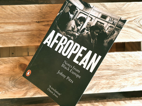 Afropean — Home is where ..... is