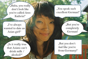 """But I don't think of you as Asian!"" Microaggressions in everyday life"