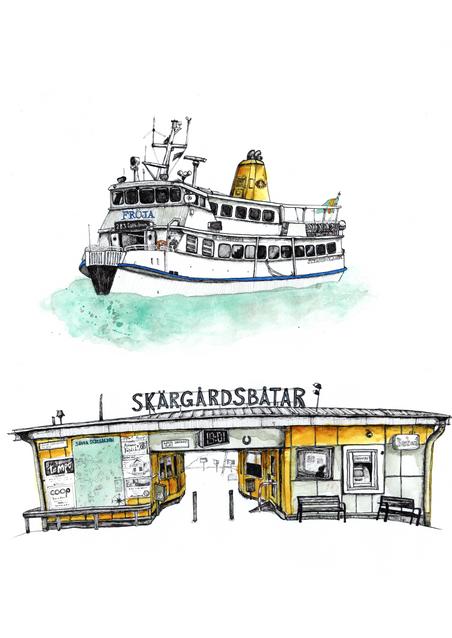 göteborgskartan: saltholmen