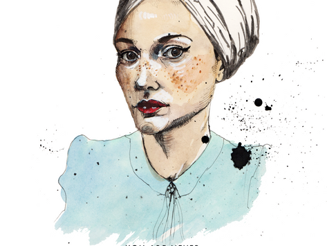 """I♥ Zadie Smith and """"Swing Time"""""""