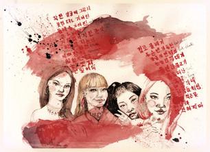 K-pop, makeup tutorials and never feeling right