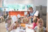 kookfeestje kinderen kookpartijtje