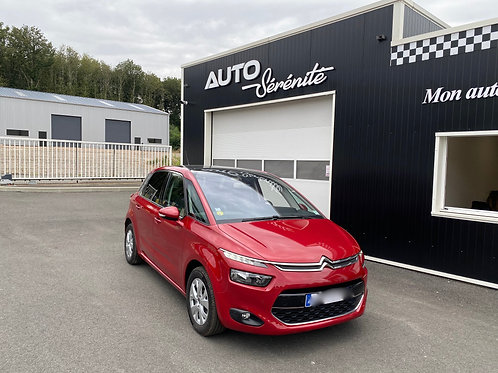 C4 PICASSO 1.6BlueHDi 120ch EAT6 INTENSIVE TOIT PANO+CUIR