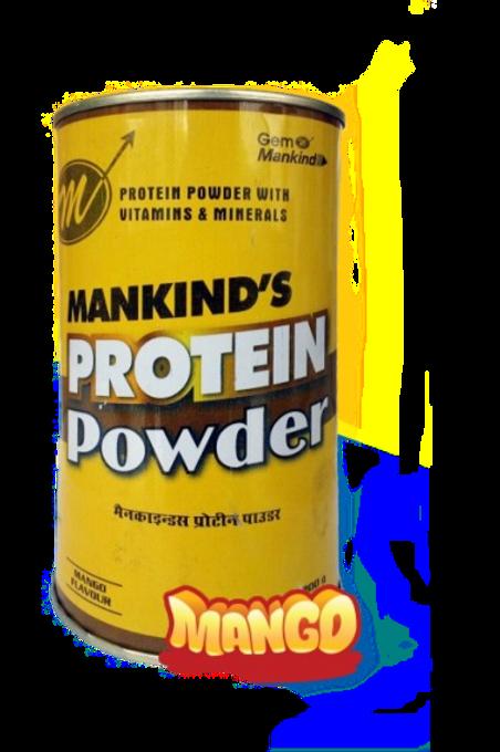 MANKIND'S PROTEIN POWDER With Vitamins & Minerals (Mango Flavour)