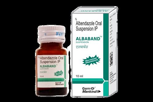 ALBABAND / Albendazole Oral Suspension IP