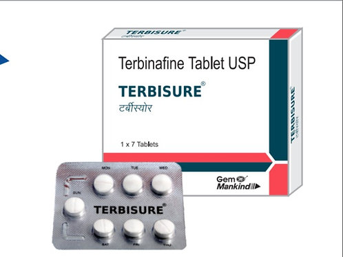 TERBISURE / Terbinafine Tablet USP