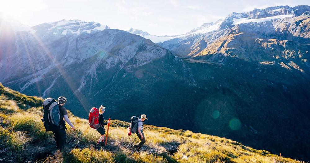 Mt aspirating national park/ Elements Adventures
