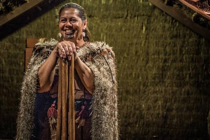 The Tamaki Maori Village