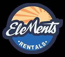 Elements Rentals logo/ Elements Rentals