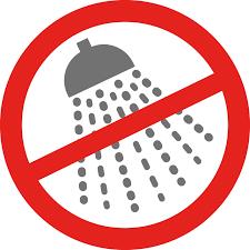 No Showers/ Elements Motors