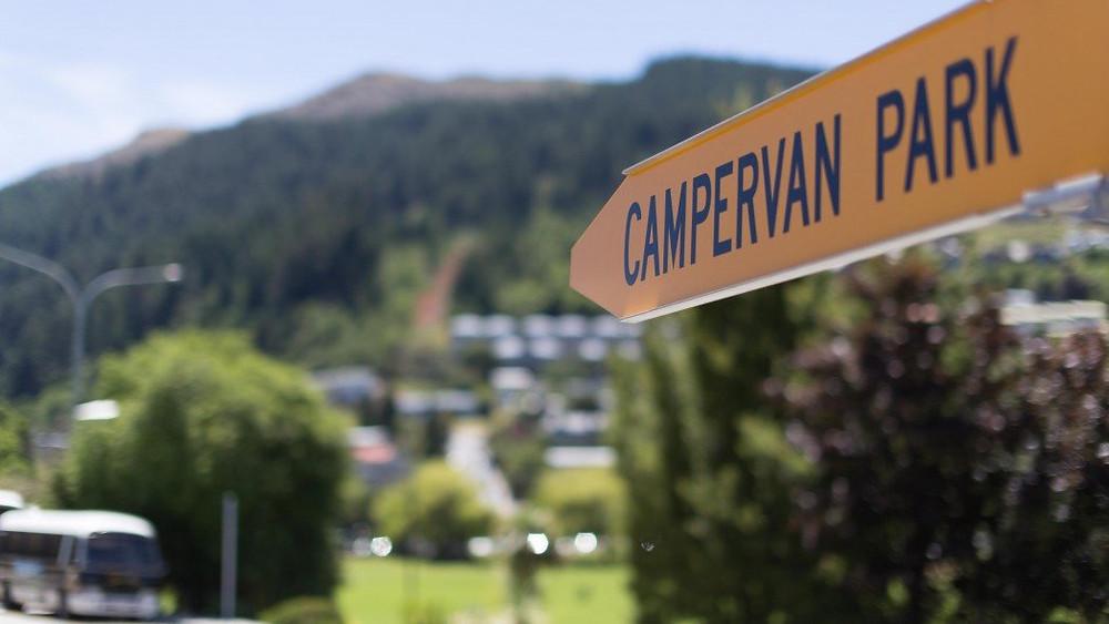 Campervan park/ Elements Motors