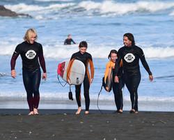 Surf Lessons Piha