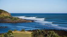 New Zealand's surf spots