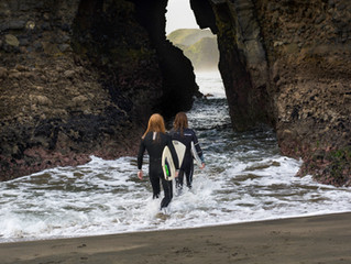 Piha Surf Academy Lessons - August