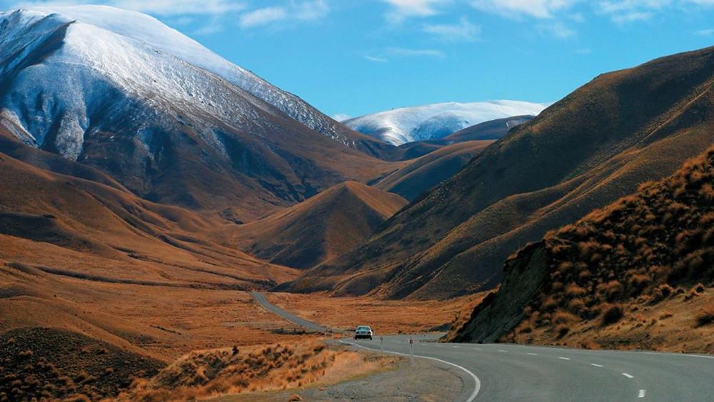 Driving in NZ | ElementsRentals