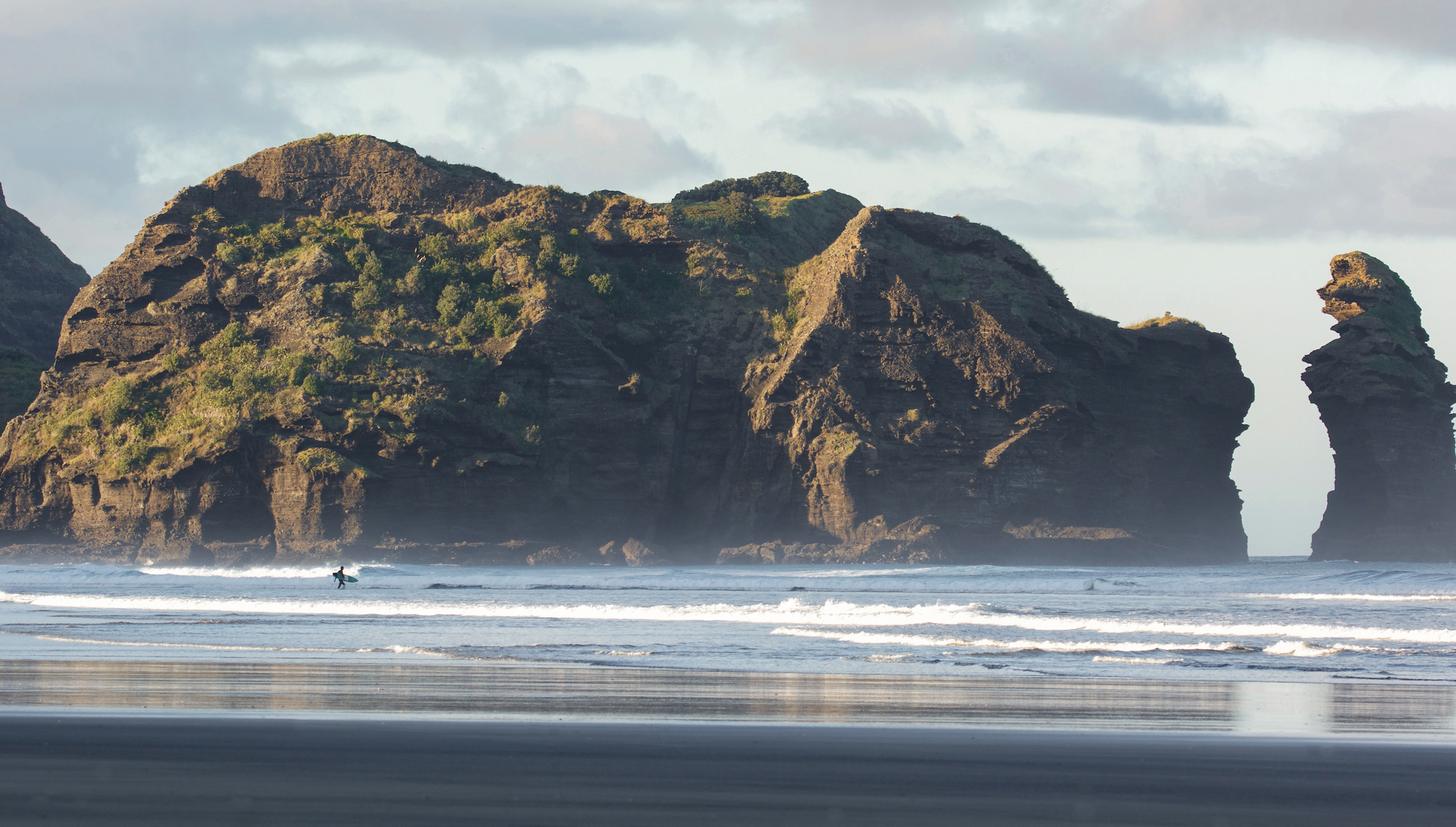 Piha Beach New Zealand