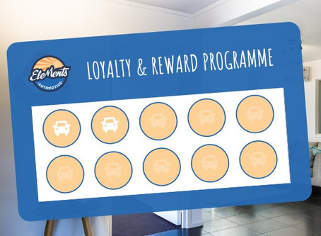 Loyalty & Reward Programme