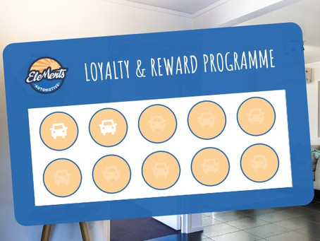 Loyalty & Reward Programme